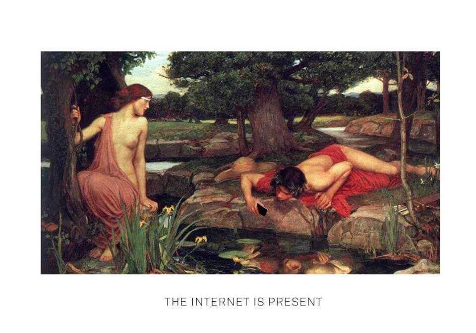TheInternetisPresent