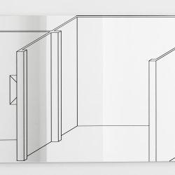 Philip Poppek_mirror 2 (Husslehof), 2017_Husslehof