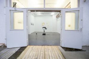 Hunches_Installation_Husslehof 2017
