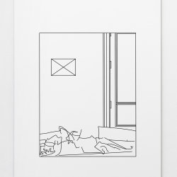 Philip Poppek_louise, 2017_Husslehof