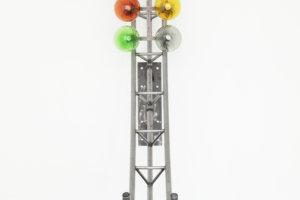 Funtomia, steel, glas, cord, skatewheels, 2018
